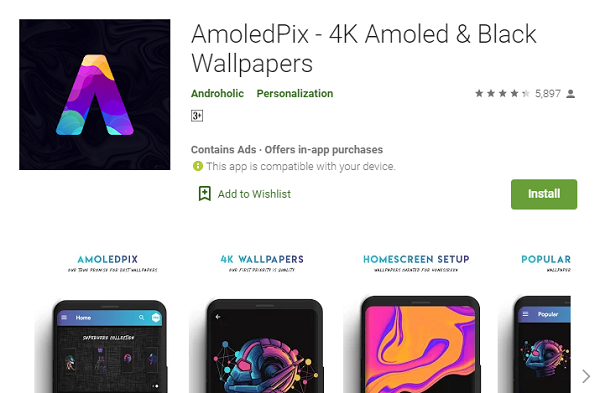 AmoledPix