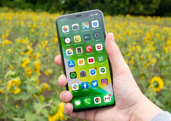 loi iphone 11 pro max hao pin nhanh