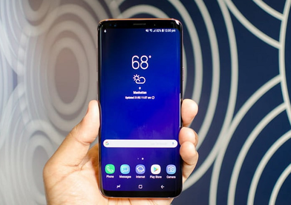 mot so ung dung hay cho samsung s9 plus