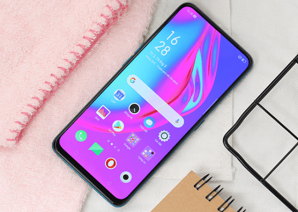 oppo f11 pro nong may