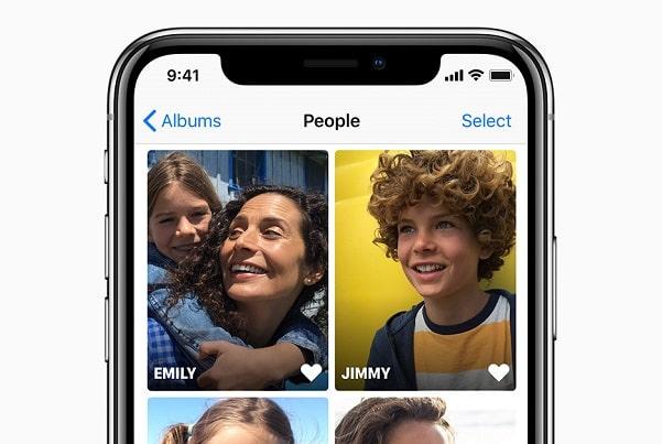 xoa anh tren iphone co mat tren icloud