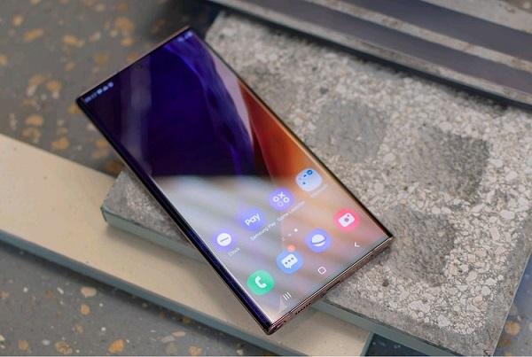 Cách ghi âm cuộc gọi Samsung Note 20 Ultra thủ công