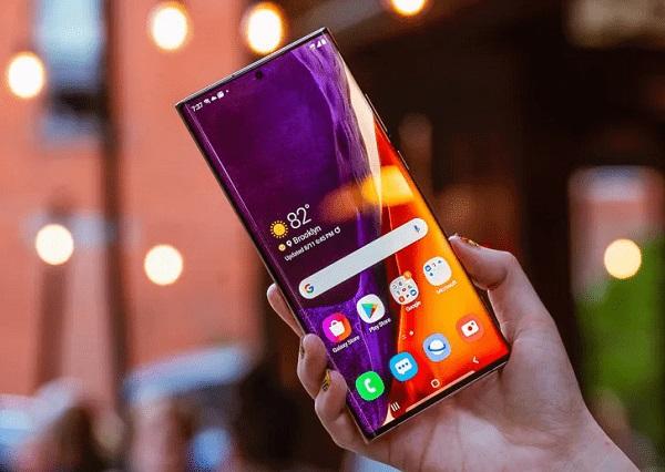 Cách ghi âm cuộc gọi trên Samsung Note 20 Ultra