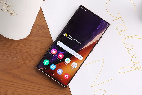 Samsung Note 20 Ultra bị nóng máy là điều khiến bạn đau đầu?