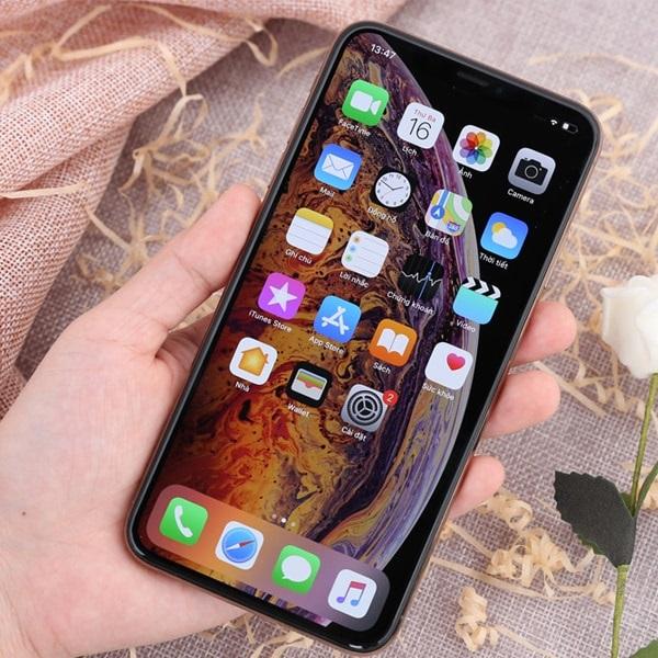Cách tắt tiếng chụp ảnh iPhone Xs Max cực đơn giản