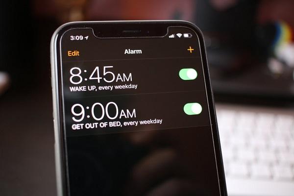 Báo thức điện thoại iPhone không kêu