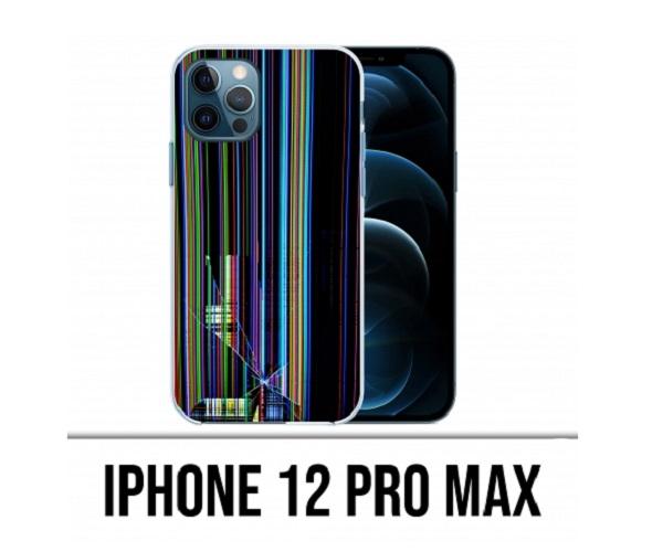iPhone 12 Pro Max bị sọc