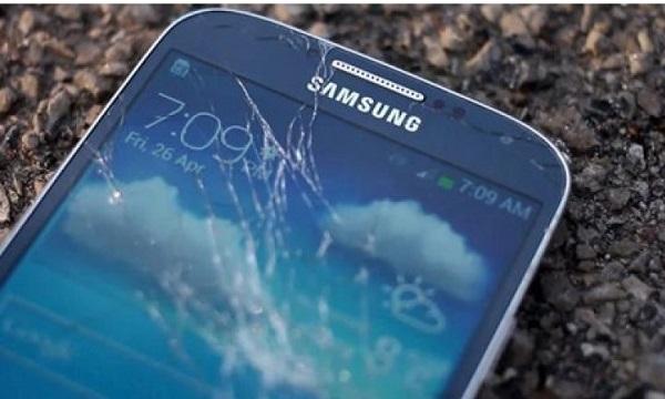 Samsung bị hỏng phần cứng