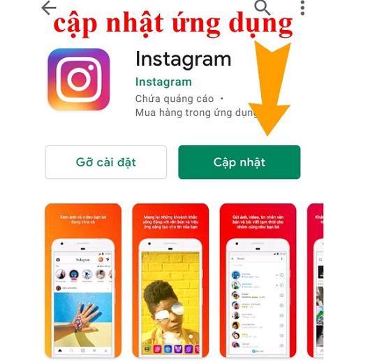 Kiểm tra cập nhật điện thoại và ứng dụng