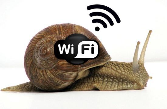 Kết nối mạng kém