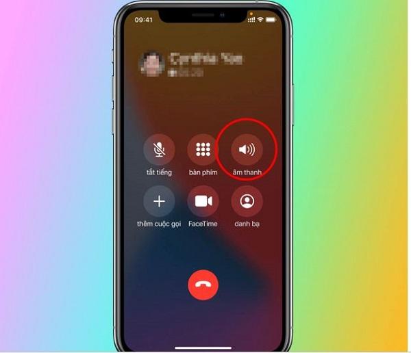 Dùng loa ngoài iPhone 11 Pro Max