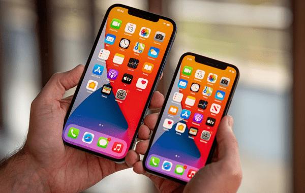 nguyen nhan iphone 12 pro max bi soc man hinh